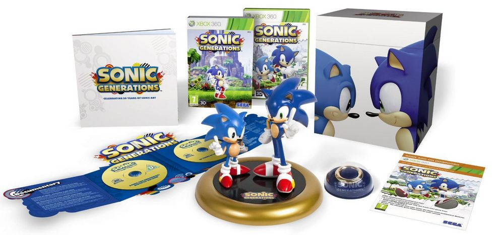 how to get sonic generations mods on xbox 360