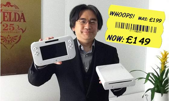 Nintendo Wii U available to buy from £149